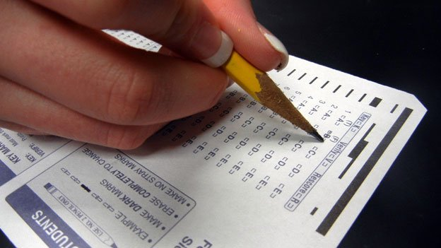 There's a widespread perception that students today spend too much time on standardized tests.