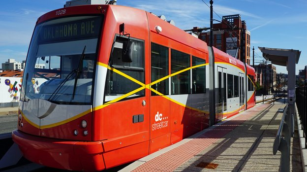 You're just hours away from — finally! — being able to ride the D.C. Streetcar.