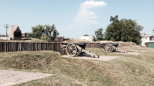 Fort Stevens today.