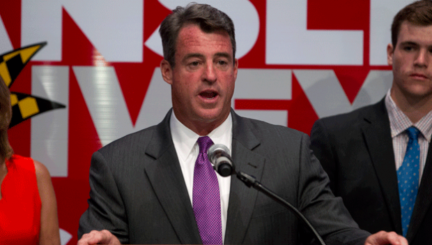 Maryland Gubernatorial candidate Attorney General Douglas Gansler lost to Lt. Gov. Anthony Brown on Tuesday.