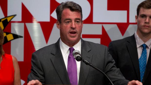 Maryland Gubernatorial candidate Attorney General Douglas Gansler lost to Lt. Gov. Anthony Brown on Tuesday.