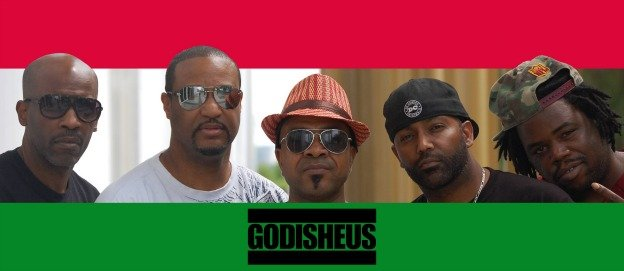 Godisheus is a hip-hop band that isn't afraid to break free from the mold.