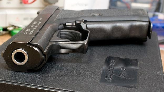 Due to Saturday's ruling, it is currently legal to carry a registered handgun outside the home.