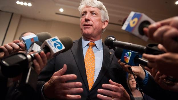 Democrat Mark Herring won the attorney general's race by 165 votes — of the 2.2 million cast.