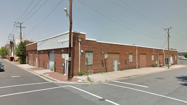 Under a proposed plan, this warehouse at the corner of Union and Duke Streets would become a hotel.