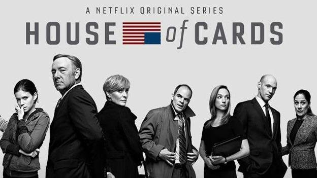 "Though based in Washington, D.C., ""House of Cards"" is largely filmed in Maryland."