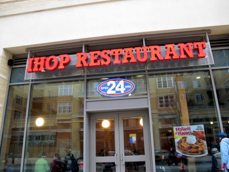 There was a shooting at the iHop in Columbia Heights in Washington D.C. on Sunday, March 11.