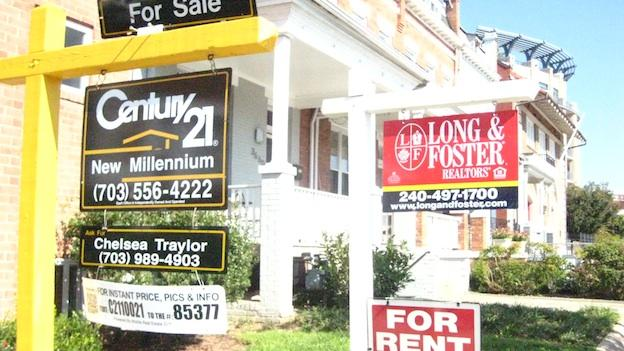 Some realtors say the supply of homes for sale in D.C. is so limited right now that many sellers can expect to sell their homes within a week.