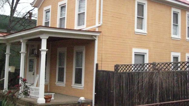 This historic Anacostia home was the pilot project in the DC Office of Planning's Historic Homeowner Grant Program.