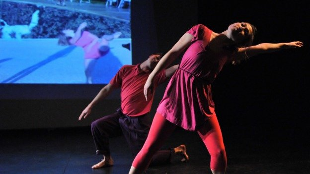 Modern dance company Jane Franklin Dane will present Sway on March  29 and April 5.