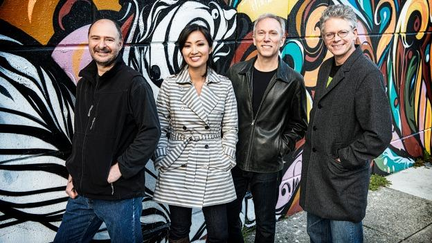 The Kronos Quartet will perform in College Park tonight. The concert marks the Clarice Smith Performing Arts Center debut of the group's newest member, cellist Sunny Yang.