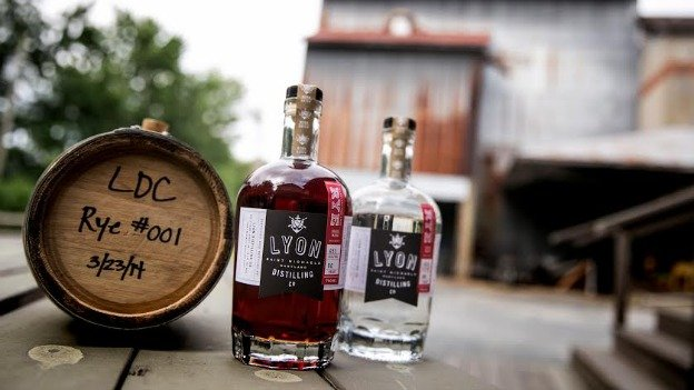 Lyon Distilling is located in St. Michaels, Maryland.