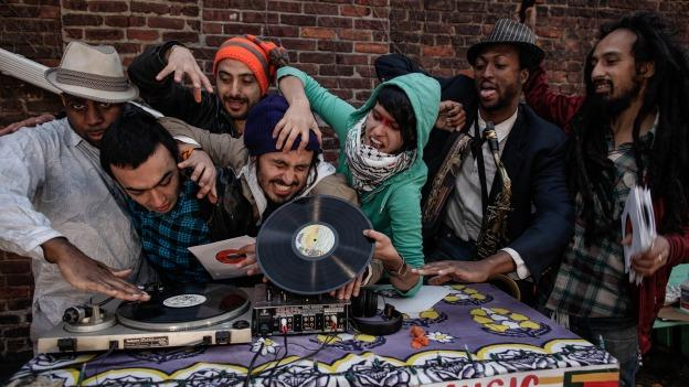 Colombian band M.A.K.U. SoundSystem plays next week at Strathmore. The performance will be this season's second in the Free Summer Outdoor Concerts series.