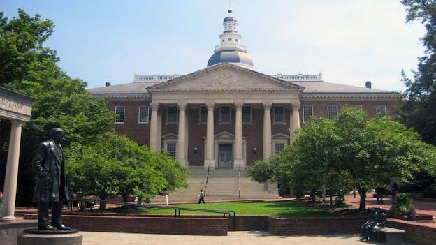 Salaries in Annapolis are going up.