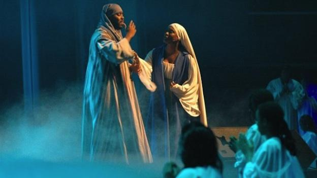 "Evangel Cathedral's ""Christmas Celebration"" production is a tradition that has been going on for more than 20 years."