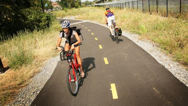 The Trail Rangers will patrol the Metropolitan Branch Trail and other bike paths in D.C.