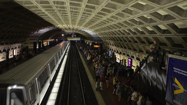 Metro's Red Line suffered major delays this past week.