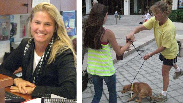 By day, Mirah Horowitz is an executive recruiter. By night/weekend, she runs a volunteer dog rescue organization.