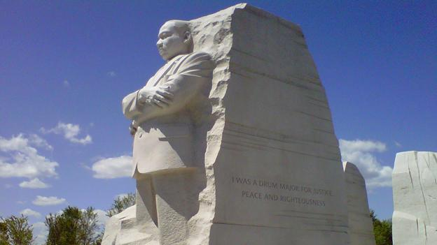 Organizers are expecting a much smaller crowd for the dedication of the Martin Luther King, Jr. Memorial in October than they were for the original date in August.