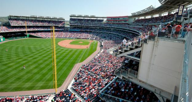 Nationals fans turned out in droves to the 2011 home opener, a spectacle that will likely be repeated Thursday.
