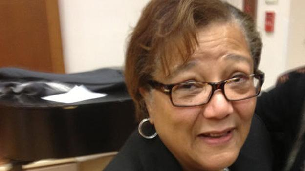 Anita Bonds had been acting as interim D.C. Council member prior to the election.