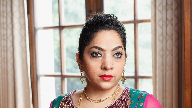 Hindustani classical violinist Nistha Raj will perform two concerts this month at the Mansion at Strathmore. She will also lead an education workshop on February 19.