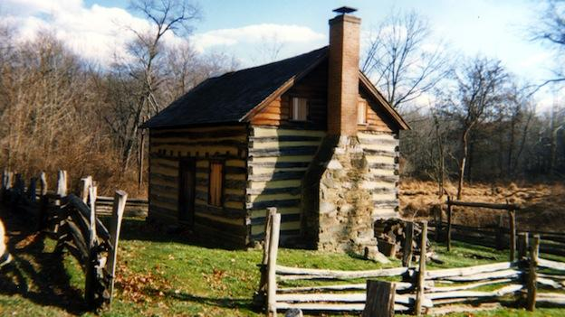Oakley Cabin in Brookville, Md.