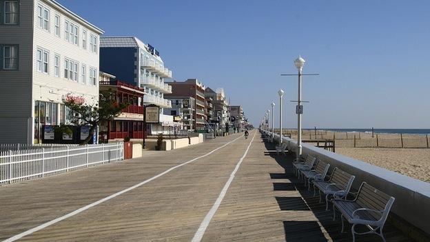 So far, a group of Ukrainian students have found it simple enough to land work in Ocean City, Md.