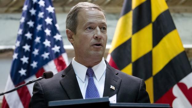 On Thursday O'Malley will give one of the last big policy speeches of his administration, this one on climate change.