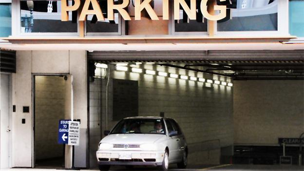Under a proposed rewrite of D.C.'s zoning code, parking spot requirements would be eliminated in downtown areas and halved in areas close to transit.