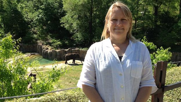 Dr. Suzan Murray is chief veterinarian at the Smithsonian National Zoo.