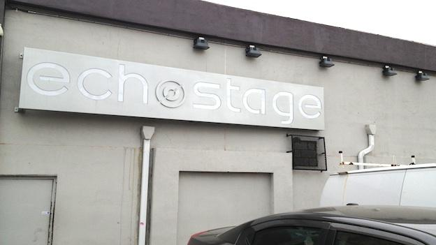 Echostage, in the District's Ward 5, is undergoing a renovation.