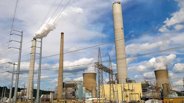 At issue is whether it's constitutional for a state to give people only a 10-year window to file lawsuits after a company has stopped polluting.