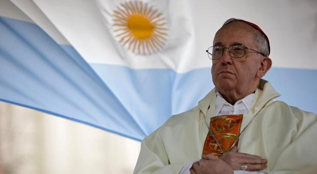 Argentine Cardinal Jorge Bergoglio has been elected pope, the first pontiff from Americas.