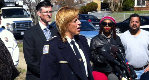 D.C. Police Chief Cathy Lanier says the search for Relisha Rudd in Kenilworth Park is winding down.