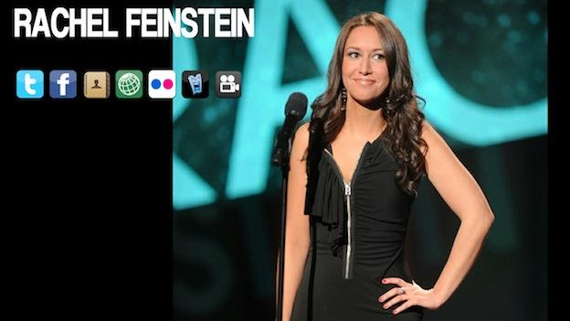 Comedian Rachel Feinstein will be performing at the Riot Act Comedy Theater Friday and Saturday nights.