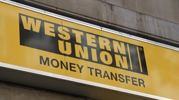 Western Union is one way that immigrants in the U.S. send billions of dollars a year to their home countries.