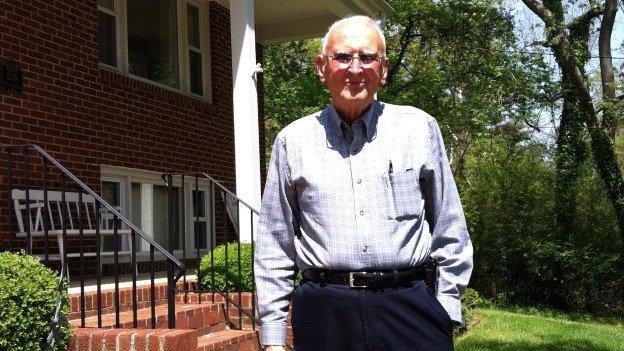 Dr. Bill Eckman in La Plata, Maryland.