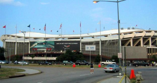 The Military Bowl will no longer be played in D.C.'s aging RFK Stadium.
