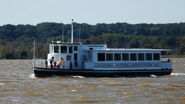 A federal grant could bring more ferry service to the Potomac River.