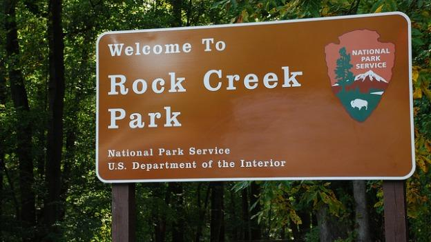 Rock Creek Park is D.C.'s biggest park, at over 1,700 acres.
