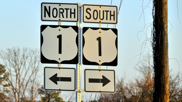 A stretch of Route 1 notorious for gridlock is about to get wider.