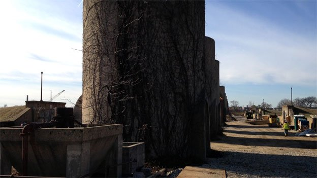 Some describe the silos at  the McMillan sand filtration site as D.C.'s Stonehenge.