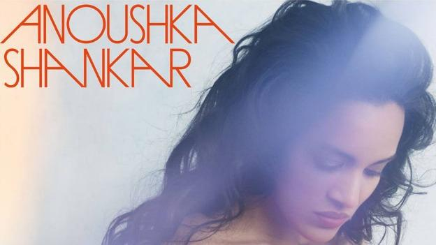 Sitar player and composer Anoushka Shankar is playing at George Washington University's Lisner Auditorium tomorrow night at 8.