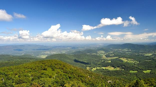 Parts of Shenandoah National Park will close between tomorrow and October 15.