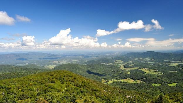 Parts of Shenandoah National Park will close between tomorrow and October 15.