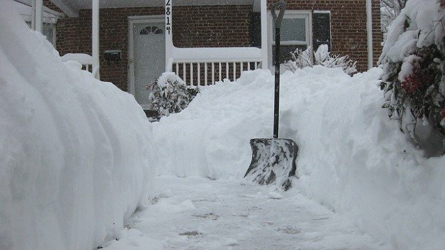 Hey you, get to shoveling!