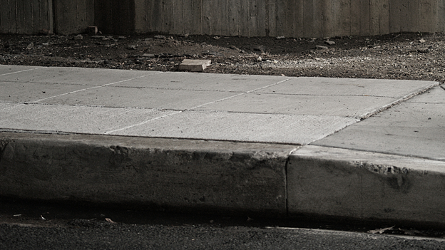 A new report finds that D.C. has a long backlog of sidewalks in need of repairs.