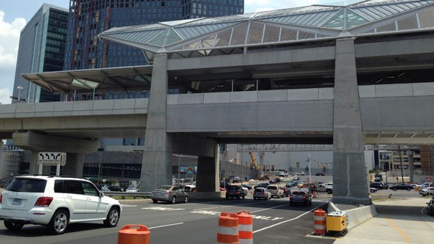 It's now easier to get to Tysons, but it's still a challenge to ger around.