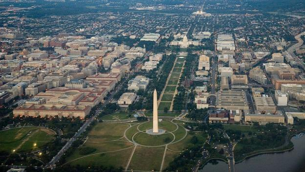 Buildings in D.C. are limited to heights of 90, 130 or 160 feet, depending on where they are. City officials want that to change.